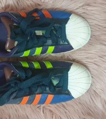Adidas superstar 38,5