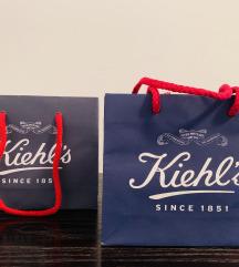 2 kiehls ukrasne poklon vrećice