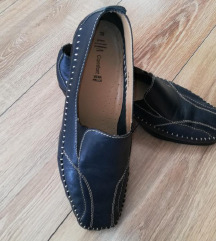 Ženske kožne cipele Ella comfort, veličina 38