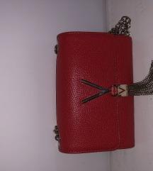 Valentino crvena torbica