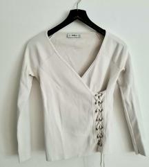 Zara elastični pulover