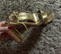 Marc Jacobs zlatne sandale