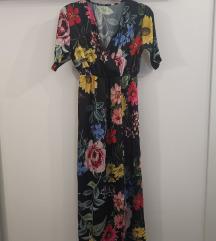 Cvijetna haljina vel s/m