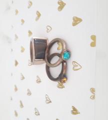 brončani prsteni