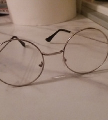 Naočale okrugle (nisu diptrijske)