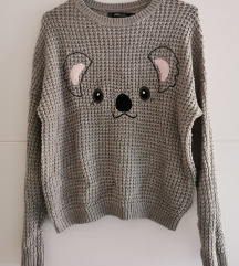 Pleteni pulover