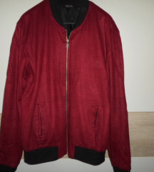ZARA nova muška tamno crvena jakna vel.L/XL