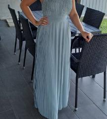 Asos petite long dress