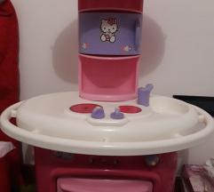 Kuhinja Hello Kitty