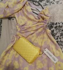 Lot Asos divna haljina i nova markirana torbica