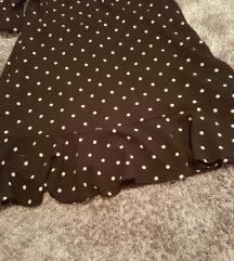 Mango haljina s točkicama