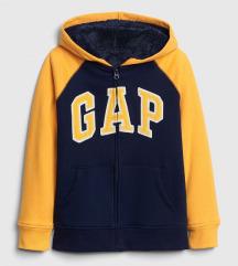 Gap sherpa hoodie duksa jakna XXL novo