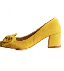 Cipele na blok petu - novo nenošeno %%