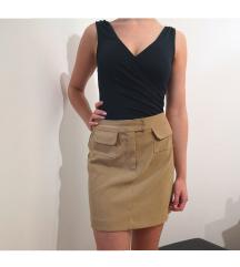 Soft beige suknjica