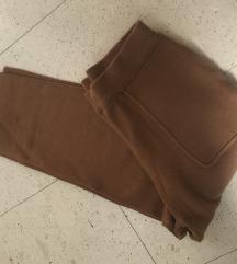 Zara pletene hlace