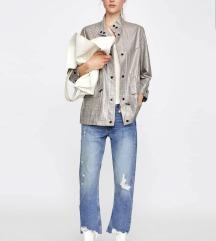 ZARA jakna s uzorkom