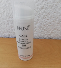 Keune keratin smooth silkening polish