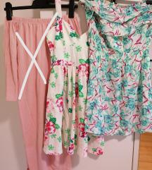 12 nenošenih haljina po 40kn
