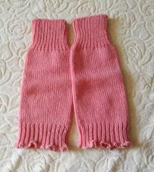 Vunene roze štucne