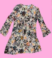 MANGO SUIT haljina s cvjetnim uzorkom M