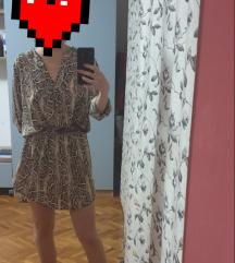 Leopard haljina tunika