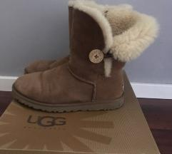 UGG Bailey button br 40