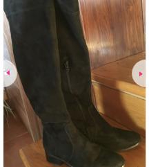 Čizme visoke overknee