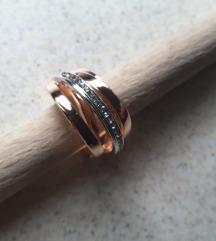 Novi, broncani prsten, 11mm