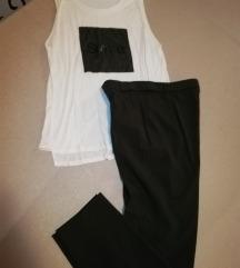 Hlače i majica M