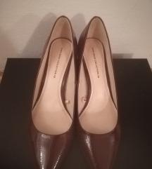 Zara cipele sa oblom petom