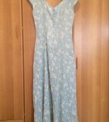 Ljetna romantična duga haljina S-M