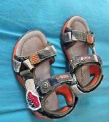 Mass maskirne sandale (ug 14.5-15 cm)