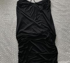 Mango mala crna haljina