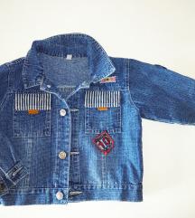 Jakna jeans 98/104