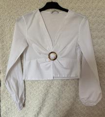 Bijela košulja kratka