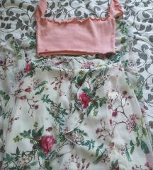 Amisu suknja i topic