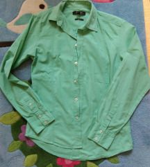 Muška košulja zelena