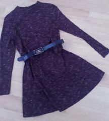 Zimska pletena haljina Atmosphere 44 novo
