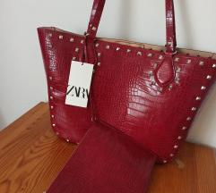 Nova Zara shopper torba