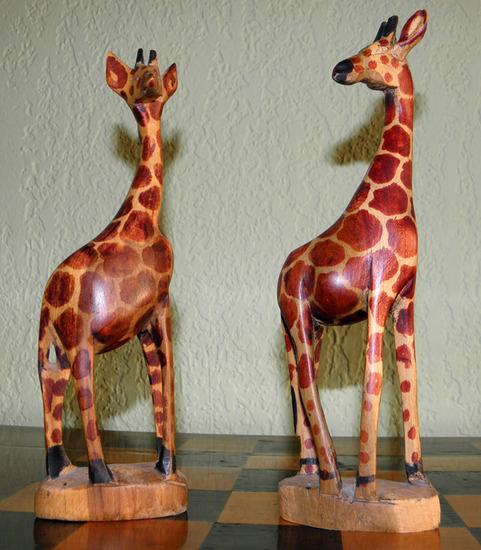 Feng shui žirafe