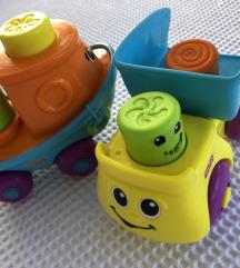Fisher price igračke