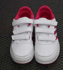 Tenisice bijele Adidas original vel.35,5