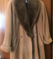 Camel dugi zimski kaput Jobis