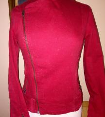 Top Shop crvena jakna