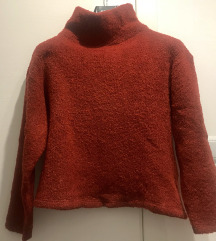 Vuneni oversized pulover