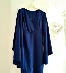 Haljina sa plaštom like Zara