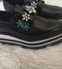 Nove Zara platforma cipele veličina 38