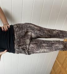 Zara svilene hlače