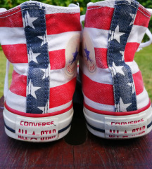 Original All Star Converse American Flag