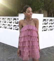 Zara tilana haljina xs s m l